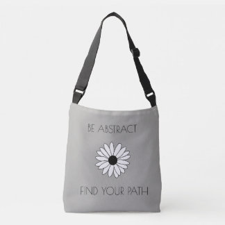 Be Abstract Find Your Path Bag