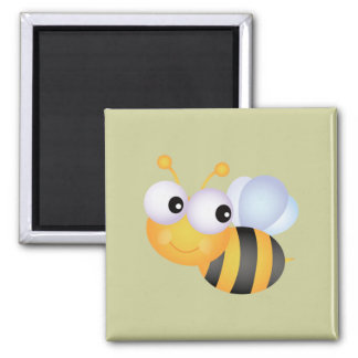 Be Adorable Square Magnet