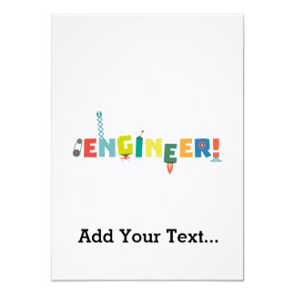 Be an Engineer with Tools Z8c69 Card