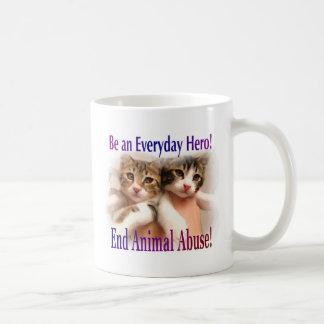 Be an Everyday Hero Classic White Coffee Mug