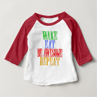Be Awesome! Baby T-Shirt