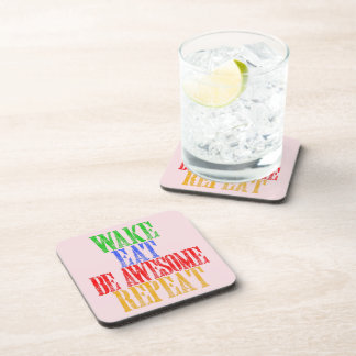Be Awesome! Coaster