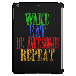 Be Awesome! iPad Air Cover