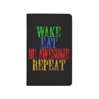 Be Awesome! Journal
