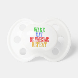 Be Awesome! Pacifier