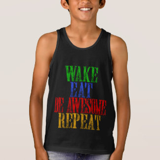 Be Awesome! Tank Top