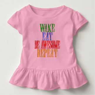Be Awesome! Toddler T-shirt