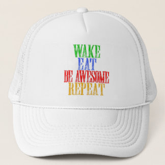 Be Awesome! Trucker Hat