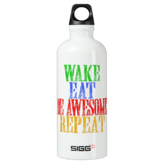 Be Awesome! Water Bottle