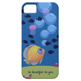 Be Beautiful Be You Case For The iPhone 5