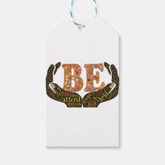 Be, Behold, Symbols, Alive, Awake Gift Tags