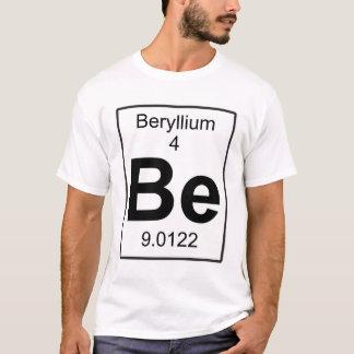 Be - Beryllium T-Shirt