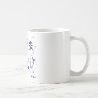 Be Brave Blue Coffee Mug