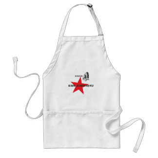 be brave but faster then wolf standard apron