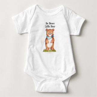 Be Brave Little Bear Child's T-Shirt