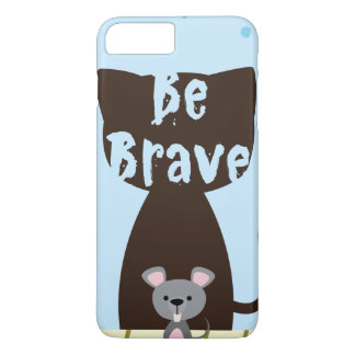 Be Brave Little Mouse iPhone 8 Plus/7 Plus Case