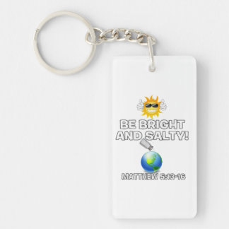 Be Bright & Salty Keychain