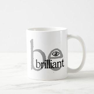 be_brilliant_eye_millesime coffee mug
