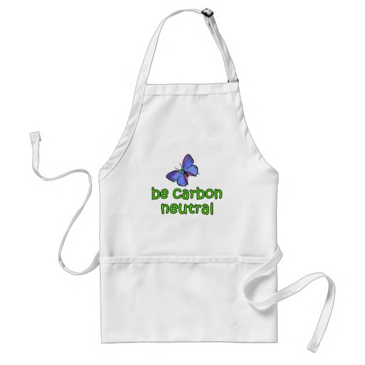 Be Carbon Neutral Aprons