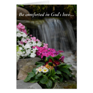 Be Comforted Card