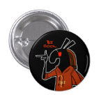 """Be Cool"" Set 1 Inch Round Button"