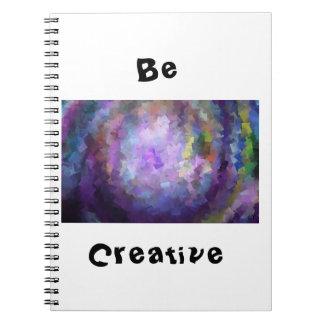 Be Creative Notebook