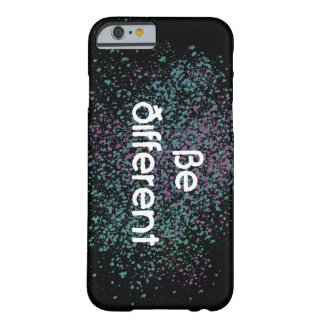 Be Different Barely There iPhone 6 Case