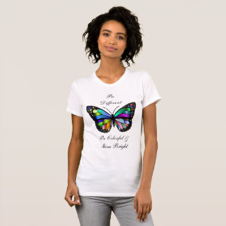 Be Different, Be Colofrul & Shine Bright Shirt