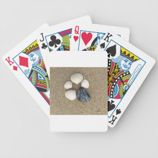Be different bicycle playing cards