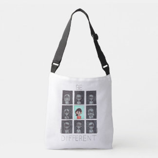 Be Different Cross Body Bag