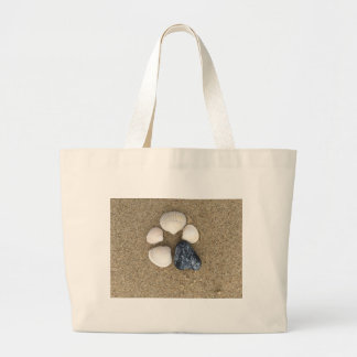 Be different large tote bag