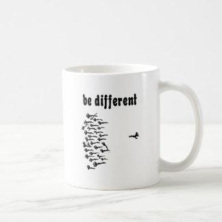 Be Different Sperm Coffee Mug