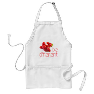 Be different standard apron