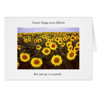 Be Encouraged Card