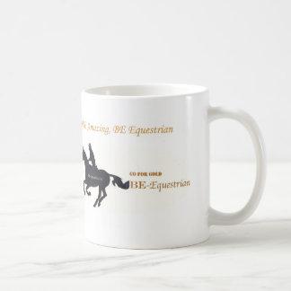BE-Equestrian Logo Classic Mug