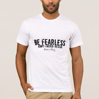 Be Fearless Tee 2 - Pink
