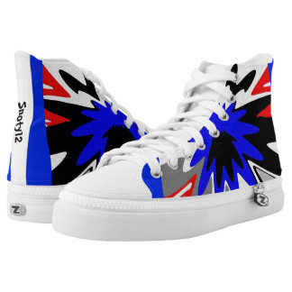 Be Free Blue Sneakers