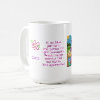 """""""Be Free Spirit!"""" Mug"""
