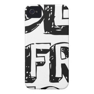 BE FRI FOR iPhone 4 COVER