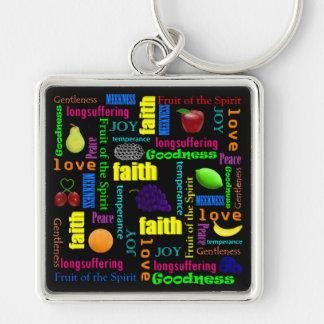 Be Fruitful Keychain