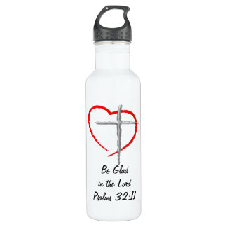 Be Glad in the Lord Liberty Bottle