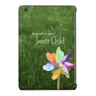 Be Good to your Inner Child Pinwheel Case iPad Mini Case