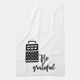 Be Grateful Towel