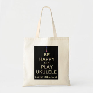 Be Happy and Play Ukulele