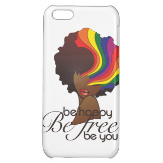 Be Happy iPhone case iPhone 5C Case