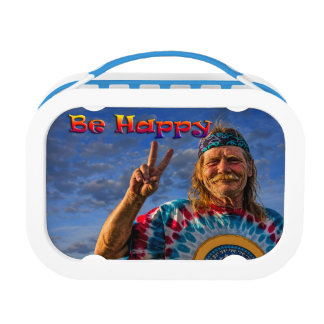 BE HAPPY LUNCH BOX