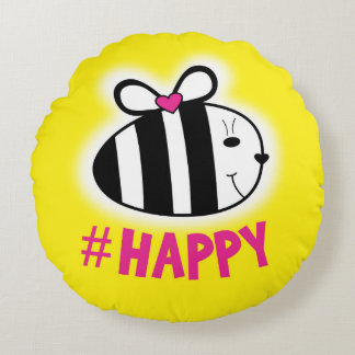 BE HAPPY Pillow :)