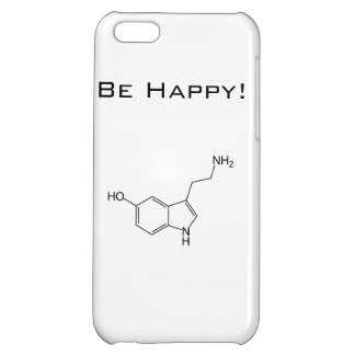 Be Happy! Serotonin iPhone 5C Case