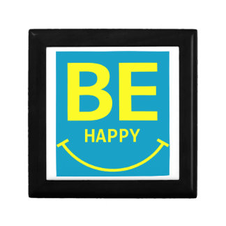 Be happy smile gift box
