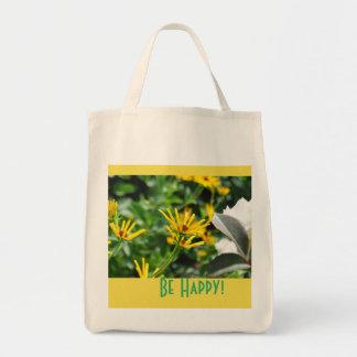 Be Happy Tote! Tote Bag